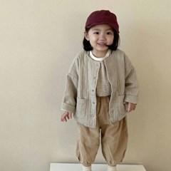 폴) 봉봉 아동 자켓