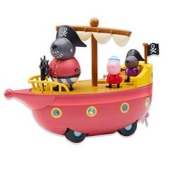 페파피그 그랜파독의 해적선