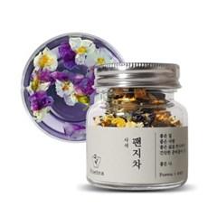[포이티] 무농약 꽃차 팬지차