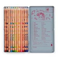 산리오 마이멜로디 12색 색연필세트(628126)