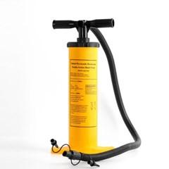 2WAY 수동 에어펌프/물놀이 튜브 펌프 공기주입기