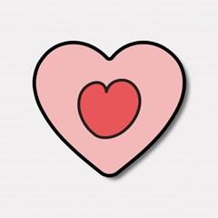 heart pattern 하트톡♥