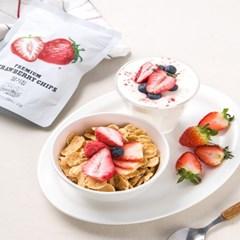프리미엄 딸기칩