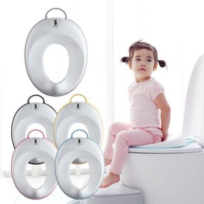 씨에스리빙 데니베어 유아변기커버 아기배변훈련