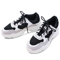 kami et muse Mesh combi ugly sneakers_KM19w365