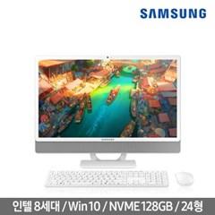 삼성일체형PC DM530ABE-L15 윈도우10 탑재된 24인치