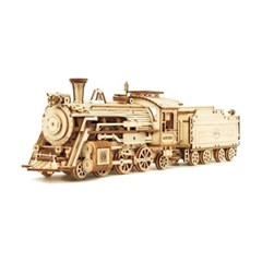 ROBOTIME 증기기관차 PRIME STEAM EXPRESS MC501_(1750563)