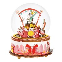 ROBOTIME 뮤직박스 생일노래 The Birthday Song AM42_(1750597)