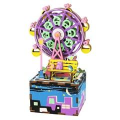 ROBOTIME 뮤직박스 대관람차 FERRIS WHEEL AM402_(1750600)