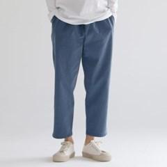 레이온 밴딩 바지 남자 9부 와이드 팬츠 3color