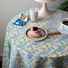 온더플라워샤워 옐로우 식탁보 테이블보 2size 테이블러너