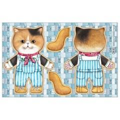 인형만들기 DIY커트지 - 나를 바라보는 고양이 '달리'