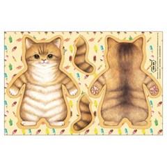 인형만들기 DIY커트지 - 나를 바라보는 고양이 '코인'