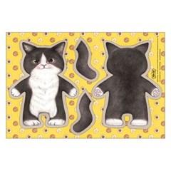 인형만들기 DIY커트지 - 나를 바라보는 고양이 '죠스'