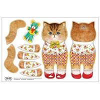 인형만들기 DIY커트지 - 나를 바라보는 고양이 No.2