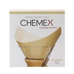 Chemex 케멕스 사각 브라운 필터 FSU-100_(1299318)