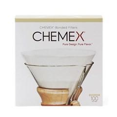 Chemex 케멕스 원형 화이트필터 FC-100_(1299316)