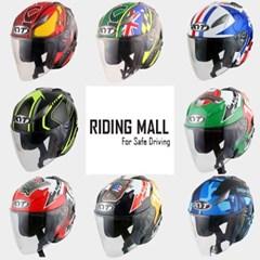 KYT GALAXY SLIDE 라이딩 바이크 오토바이 헬멧 갤럭시