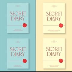 세트/아이즈원(IZ*ONE) – SECRET DIARY(포토북+캘린더 패키지)