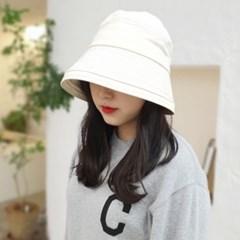 연예인 대두 동백이 베트남 버킷햇 벙거지 모자
