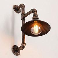 파이프 갓 1등 LED 벽등_(1788755)