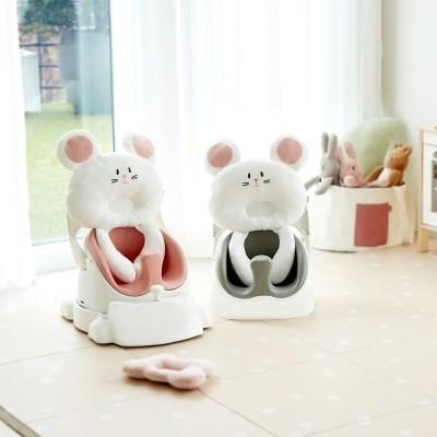 젤리맘 와이즈체어 제리세트 (아기 점보의자+카트+가방+짱구베개)