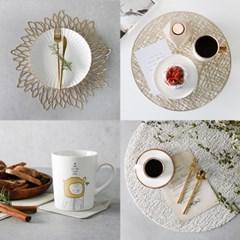 인기 테이블 매트,컵받침 모음전 18종