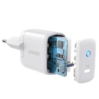 [공식스토어] 앤커 파워 딜리버리 USB C 고속충전 어댑터 18W-그레이