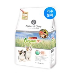 간식+칫솔♥사은품2종♥[네츄럴코어] 고양이 멀티프로테인95% 2.4kg