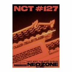 T버전/엔시티127 (NCT 127) - 정규 2집 앨범 [NCT #127 Neo Zone]