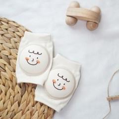 [쿵스쿵스] 샤이 오가닉 아기무릎보호대 유아 성장판보호대