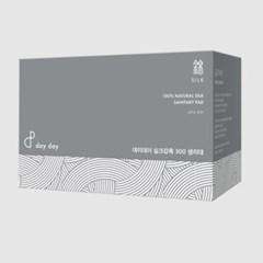 데이데이 유기농 실크생리대 대형(9매입) 300mm_(1162451)