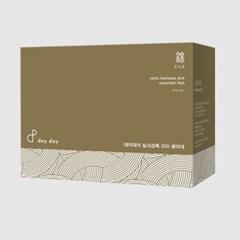 데이데이 유기농 실크생리대 중형(13매입) 250mm_(1162444)