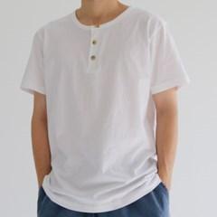 무지 반팔 티셔츠 기본티 라운드 면티 남자 여자 공용