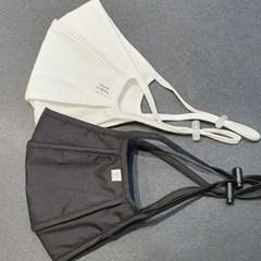 빨아쓰는 일회용 재활용 중형 먼지 끈조절 무지 일반 면 마스크 추천