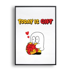 Today is gift 1