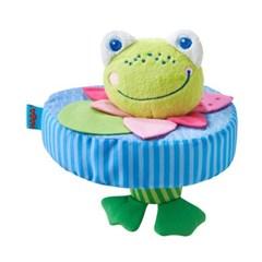 [하바HABA] 연못 개구리 딸랑이_(301787052)