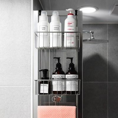 노바리빙 샤워 부스 욕실선반