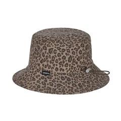 [써틴먼스] LEOPARD BUCKET HAT BROWN