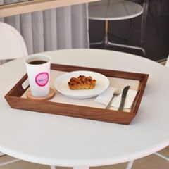 Simple 손잡이 트레이_Cafe Ver.