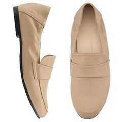SPUR[스퍼] 로퍼 PS9037 shirring loafer 베이지