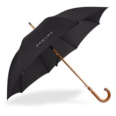 까르벵 60 클래식 우드그립 자동 장우산