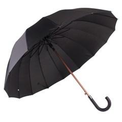 바니브라운 16살대 자이언트 자동 장우산