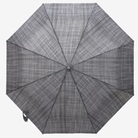 PARACHASE 파라체이스 3108 체크 패턴 G6 자동 3단 우산