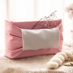 [데코봉봉]보자기 포장 완제품(고운빛 핑크)