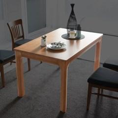 [스코나]헤니커 원목 1300 식탁 테이블_(602776778)