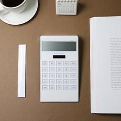가정 사무용 은행업무 태양열 배터리 심플 계산기_(1163970)