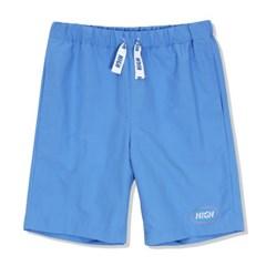 HIGH 하프 팬츠 - 블루