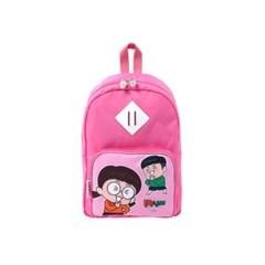 흔한남매 데헷 슬링백 핑크