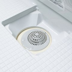 [LEC] 욕실 배수구 머리카락 거름망 [BB-257]